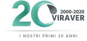Viraver Logo20Anniversary 01